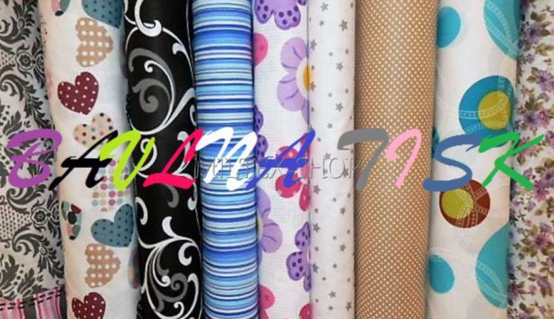 Bavlna vzory